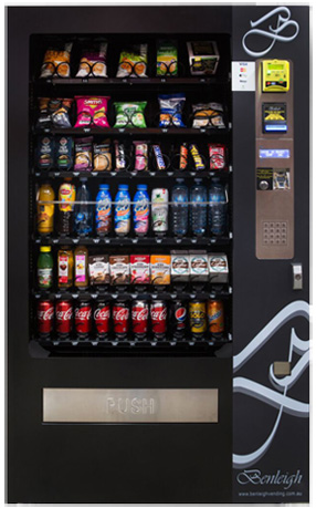 healthy vending options